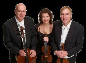Tooten Trio - O. Horvath (viool), M. Tooten (altviool), L. Tooten (cello) @ Antwerpen | Vlaanderen | België