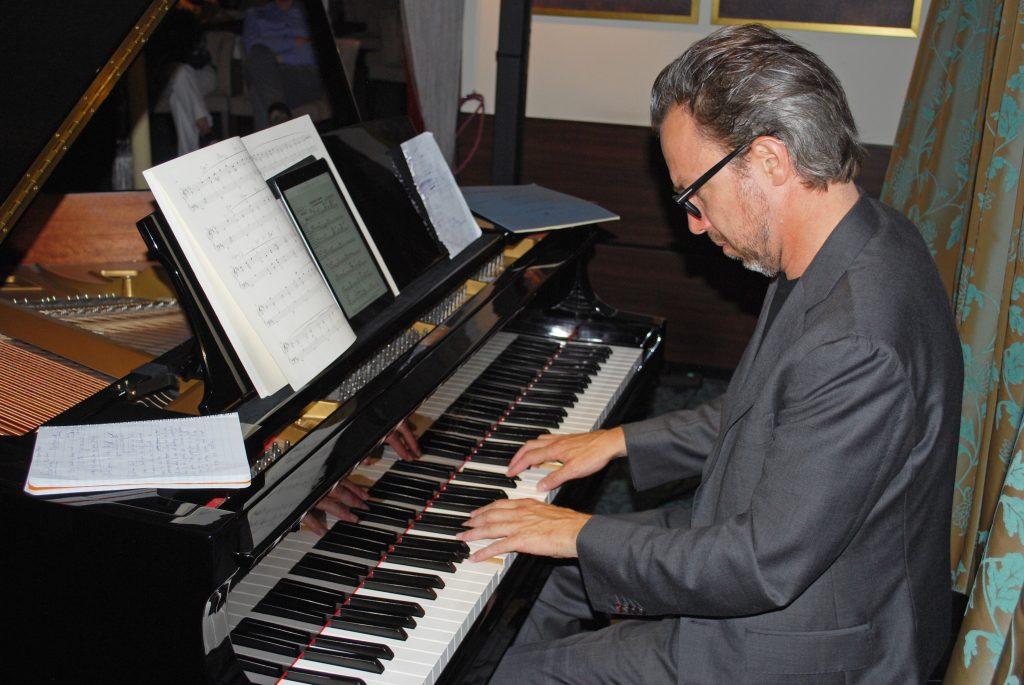 Pol Vanfleteren (piano)