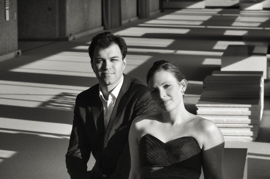 Charlotte Wajnberg (sopraan) & Aäron Wajnberg (piano) @ Veilinghuis Bernaerts | Antwerpen | Vlaanderen | België
