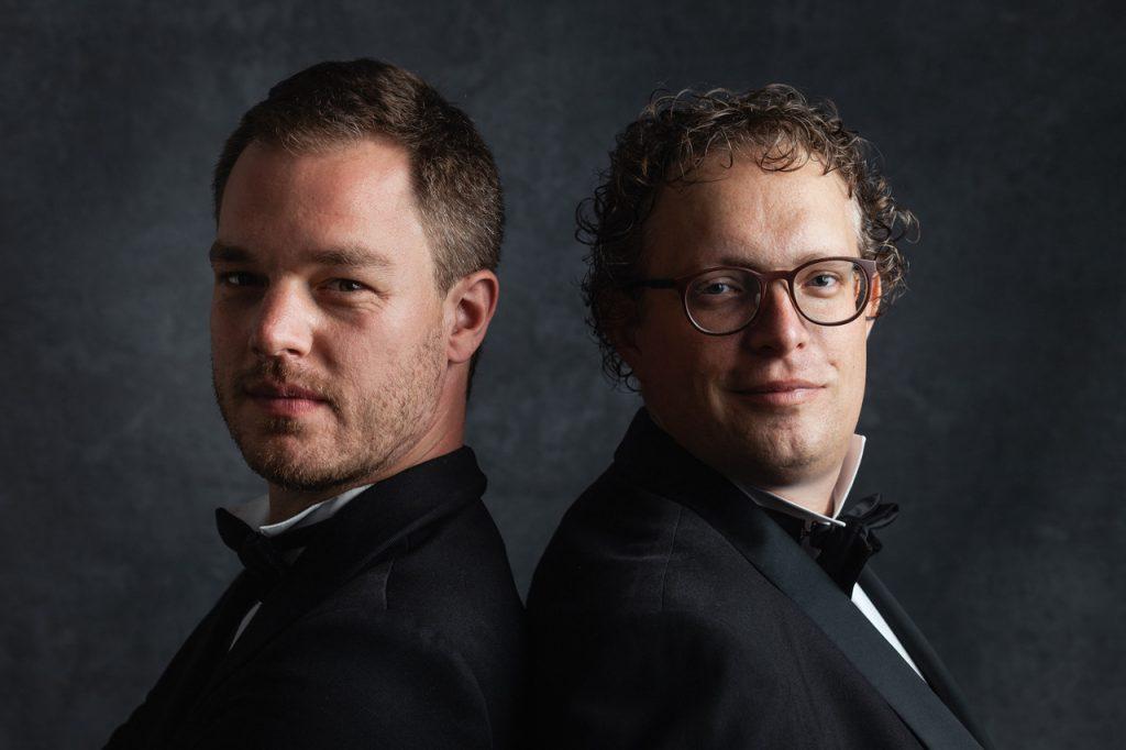 Teun Michiels (tenor) & Peter Jeurissen (piano) @ Veilinghuis Bernaerts | Antwerpen | Vlaanderen | België